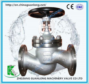 OS&Y Bellow Sealed Globe Valve (WJ41) Balanced Disc Available pictures & photos