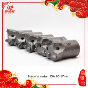 4 Carbide Tips of Button Bits for Rock Working (36mm) pictures & photos