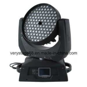 LED Moving Head Light/LED Light/108*3W LED Wash Moving Head Stage Lighting pictures & photos