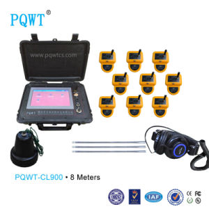 High Accuracy Underground Metal and Plastic Pipe Leakage Locator Pqwt-Cl900 pictures & photos