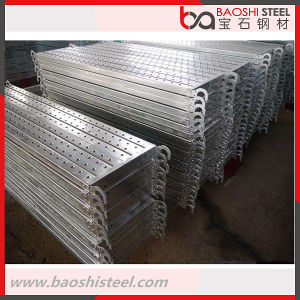 Galvanized Metal Plank and Catwalk for Scaffolding pictures & photos
