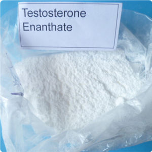 Safety Steroid Hormone Testosterone Enanthate Raw Powder for Bodybuilding pictures & photos