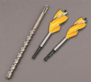Hardware 4 Flute Wood Boring Bit Bi-Metal OEM High Quality pictures & photos