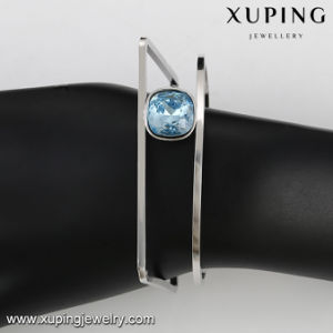 51669 Fashion Luxury Open Bangle with Crystals From Swarovski Jewelry pictures & photos