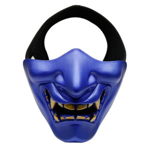 2017 June Newest Prajna Style Half Face Airsoft Halloween Mask pictures & photos
