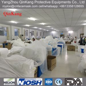PP Spunbond Nonwoven Anti-Skid Shoe Cover pictures & photos