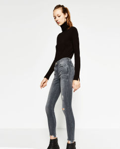New Fashioned Women Skinny Trousers