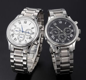 British Style Fashion Leisure High-End Customized Watch pictures & photos