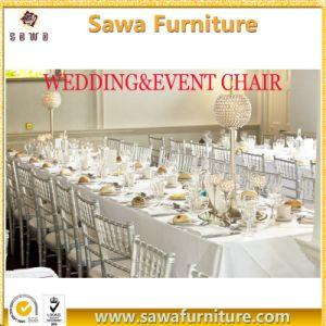 Wholesale Modern Bulk Stock Metal Stacking Chiavari Chair pictures & photos
