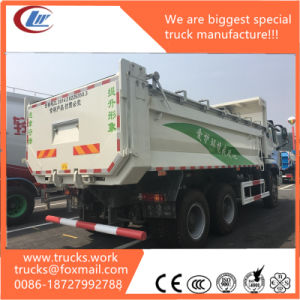 Sinotruk HOWO A7 4X2 High Pressure Road Water Washing Sweeper Truck pictures & photos