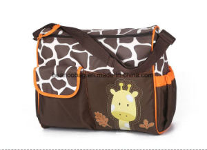 Multifunctional Travel Mummy Handbag Baby Diaper Nappy Changing Bag pictures & photos