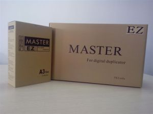 Ez200 A4 Digital Master Roll & Digital Duplicator & Master & Mestre & Oat Ink Master pictures & photos
