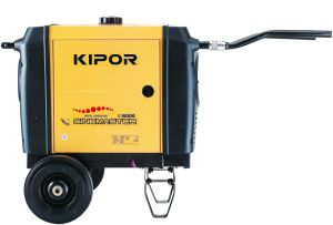 Kipor 6kVA Gasoline Inverter Generator Ig6000/Ig6000h pictures & photos