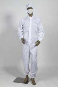 Hydrophobic Polypropylene Lab Coat with High Quality pictures & photos