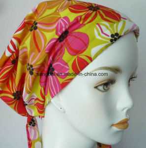 Cotton Hair Scarf pictures & photos