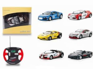 1: 43 Die Cast Racing Car Toy with 5 Function pictures & photos