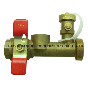 by Pass Brass Ball Valves (ITB252) pictures & photos