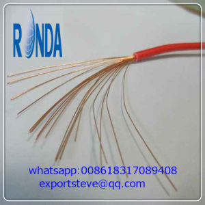 PVC insulated copper flexible wire pictures & photos
