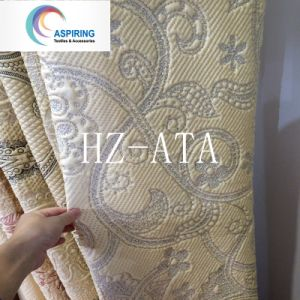 Polyester Jacquard Knitted Fabric for Mattress Pad pictures & photos