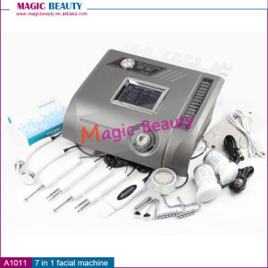 A1011 Portable 7 in 1 Beauty Facial Beauty Massage Equipment for Salon Use pictures & photos