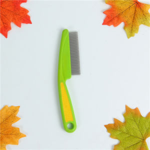 Plastic Superdense Steel Pet Comb pictures & photos