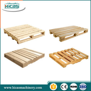 Wooden Pallet Automatic Making Machines pictures & photos