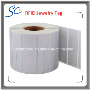 RFID Pet UHF jewellery Sticker Tag pictures & photos