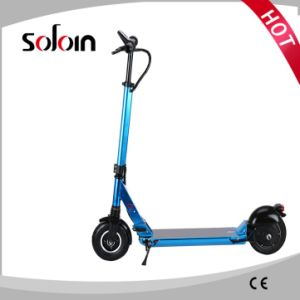 2 Wheel 250W Mobility Electric Standing Scooter with Seat (SZE250S-3) pictures & photos