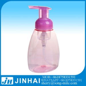 250ml 500ml Plastic Foam Pump Bottle for Cosmetic Packaging pictures & photos