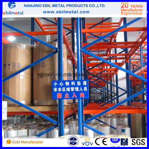 Steel Double Deep Warehouse Storage Shelving (EBILMetal-DDPR) pictures & photos