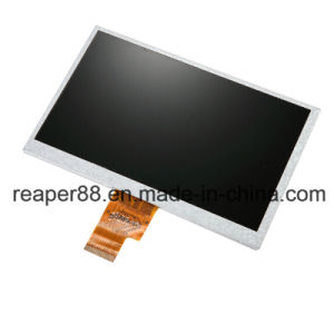 40pin Interface 7 Inch LCD Display with 1024 X 600 High Luminance pictures & photos