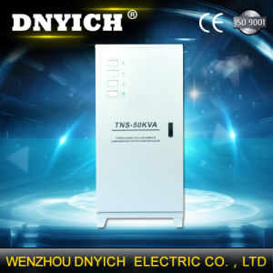 Tnd-50kVA Home Use Electrical Automatic Voltage Regulator/Stabilizer pictures & photos