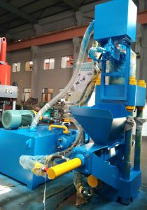 Copper Scrap Hydraulic Briquetting Press Metal Scrap Briquette Machine-- (SBJ-250B) pictures & photos