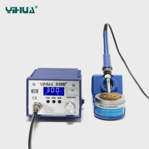 Yihua 939D+ New Design with Aluminium Alloy Material SMD Soldering Station pictures & photos