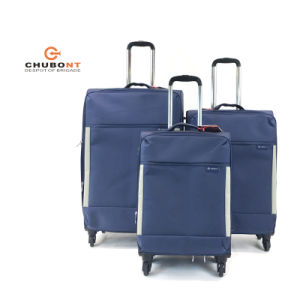 2017new Chubont Fashion 4 Wheels Waterproof Trolley Luggage pictures & photos