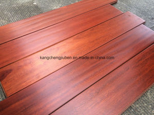 Factory Manufactury South America Molamu Wood Flooring (MN-06) pictures & photos