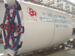 Dk2200 Epb Microtunnel Boring Machine/Earth Pressure Balanced Pipe Jacking Machine pictures & photos