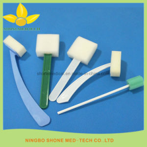 Wound Cleaning Sponge on Stick Medical Supplies pictures & photos