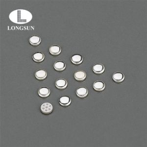 Tri-Metal Button Contact Suitable for Continuous Welding in Electric Control Equipment Product pictures & photos