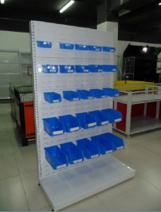 Mechanical Use Wall Shelf with Hole Back Panel with Boxes pictures & photos