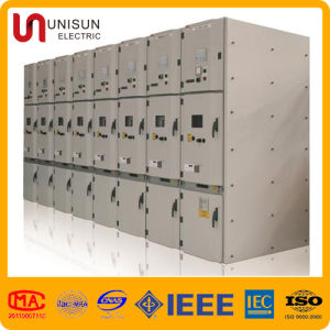 Medium Voltage Arc Proof Air Insulated Metal Clad 12kv Switchgear pictures & photos