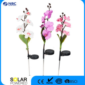 Plum Blossom Tree Design Solar Stake Light for Outdoor Decor pictures & photos