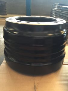 Dual Layer Technology Shan Qi Str Truck Brake Drum pictures & photos