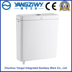 Wall-Mounted PP Toilet Cistern for Squatting Pan (YZ1097) pictures & photos