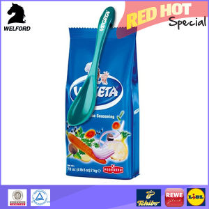 Hot Selling Novelty Colorful Plastic Spoon pictures & photos