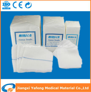 Medical Cotton Gauze Sponge with Ce & ISO Certificates pictures & photos