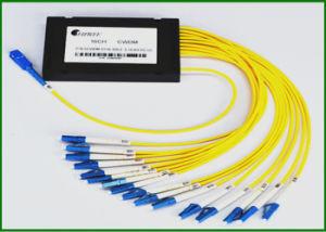 Pon Networks / CATV Optic Fiber Splitter CWDM Multiplexer 16 to 1 Ports Mux Demux pictures & photos