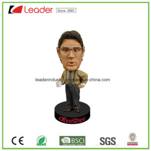 New Friendly Polyresin Customized Bobblehead Figurine for Promotion Gift and Home Decoraiton pictures & photos