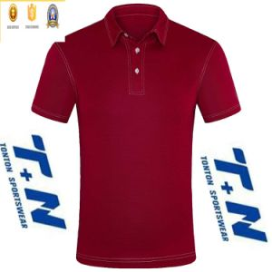 100% Polyester Custom Latest Men Polo Shirts Design pictures & photos