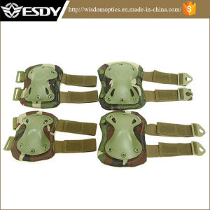 Military Tactical Sports Knee Pads Elbow Pads pictures & photos